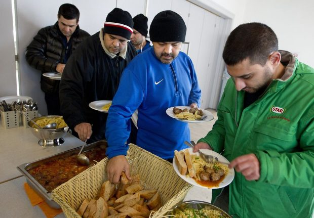 Denmark criticised for 'celebrating' plight of asylum seekers in damning report