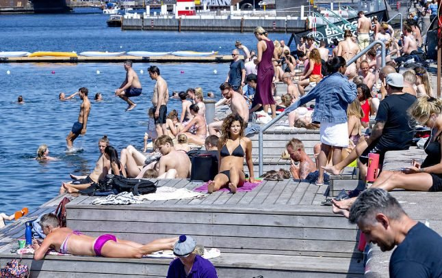 Let the sunshine in: May weather breaks Denmark records