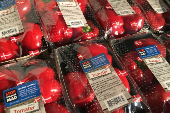 Danish supermarkets to sell more ugly vegetables