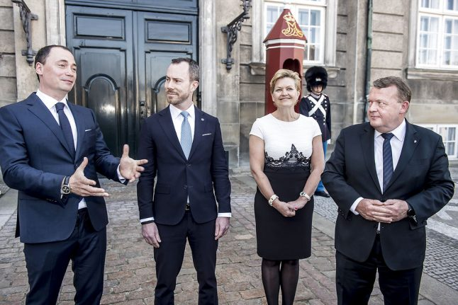 Denmark government announces reshuffle following minister resignations