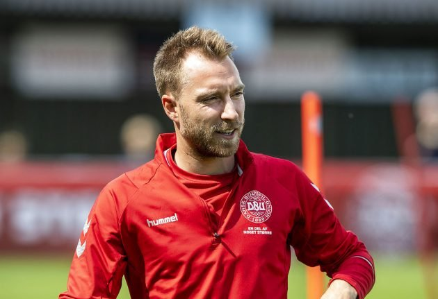 King Christian: Denmark's unassuming World Cup royalty