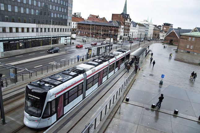 Aarhus light rail reports heavy loss, citing 'paid-for' costs