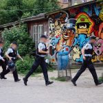 Danish police in new Christiania clampdown as hash market pulled down
