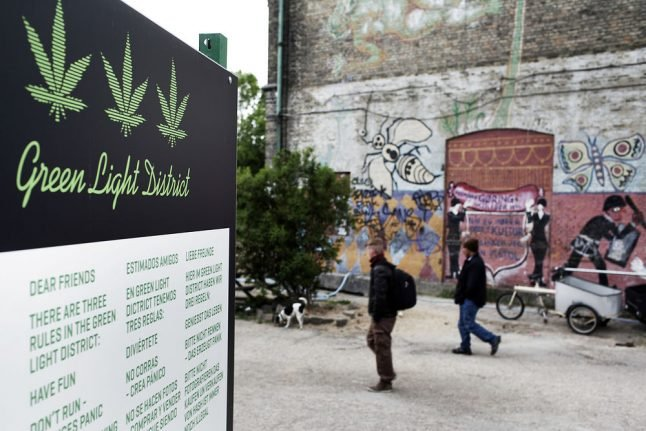 Five Danish political parties support legalisation of cannabis