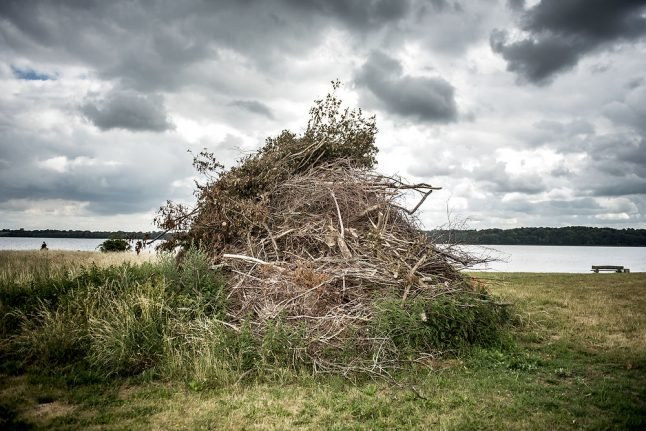 Denmark's Sankt Hans bonfires face cancellation due to dry weather