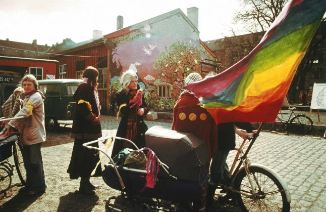 Ten historic pictures that show life in Denmark decades ago