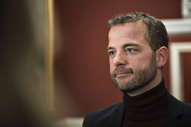 Danish MP denies 'Nazi reference' after widespread criticism