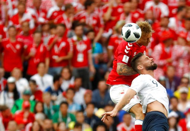 Denmark through to World Cup knockouts after tedious France stalemate