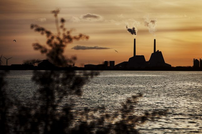 Danish CO2 emissions expected to increase, despite government plan