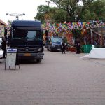 Police officers return to Christiania after violent scenes