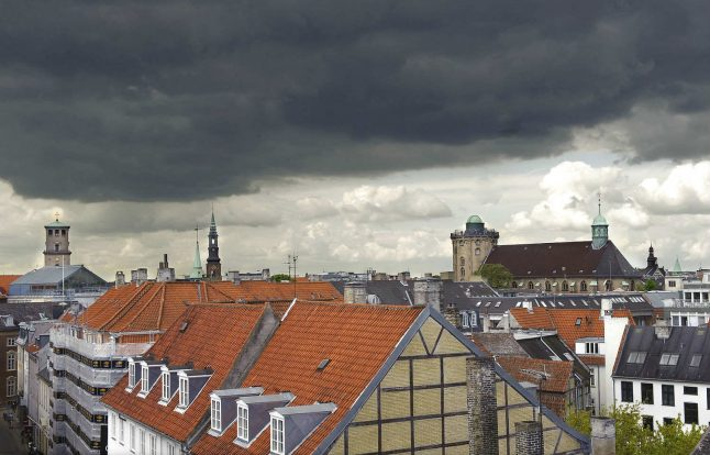 Summer sun over for now: cooler temperatures and rain in Denmark this week