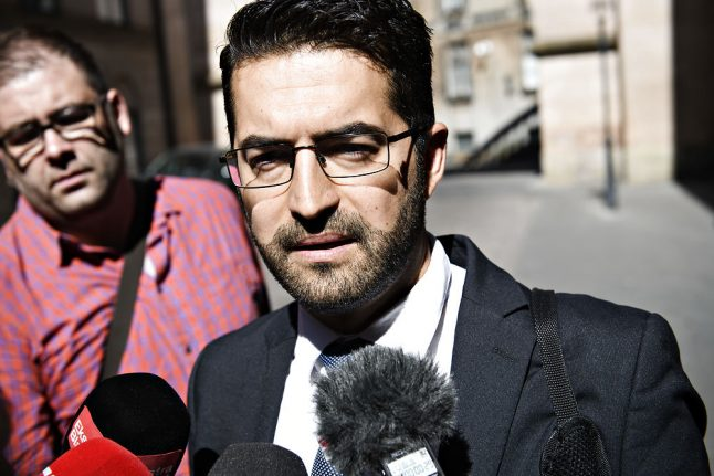 Man sentenced to prison, deportation for assaulting fiancé of Danish justice minister