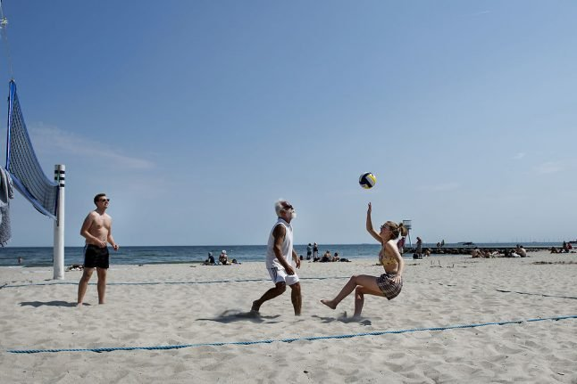 Formidable Danish summer weather set to continue