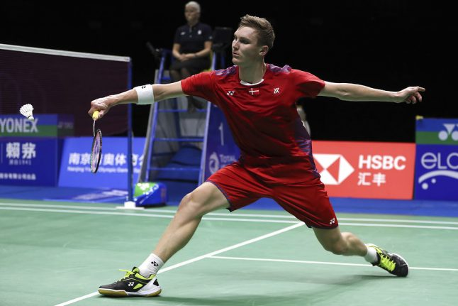 Clubs and cold weather: how Denmark took on Asia at badminton