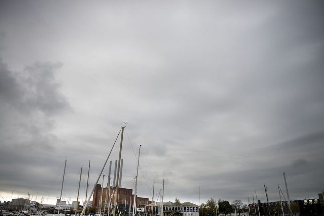 Grey Danish weekend may see glimpses of sun
