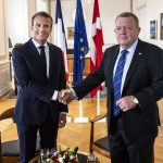 Denmark and France have 'very strong' friendship: Macron