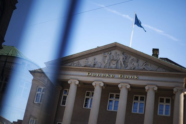 Danske Bank shares fall again after new money laundering claims