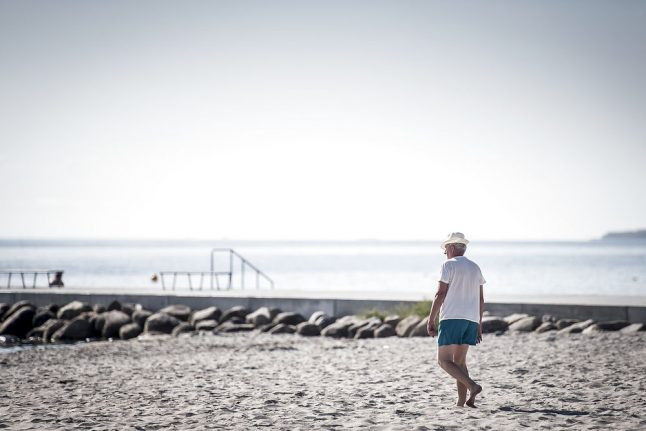 Sun and warm temperatures to dominate start of autumn in Denmark
