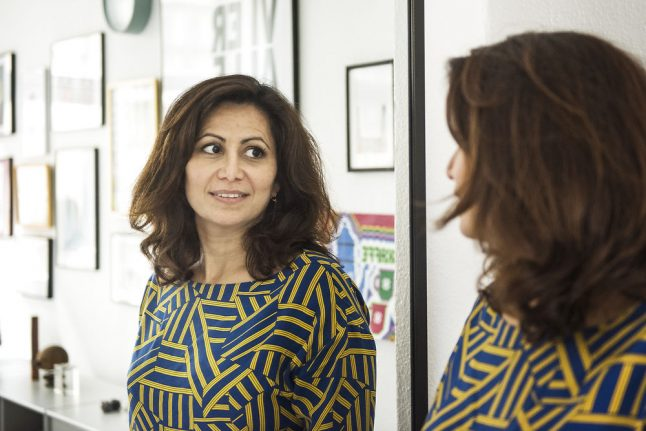 Who is Danish TED Talk star Özlem Cekic and why is she in this week's news?