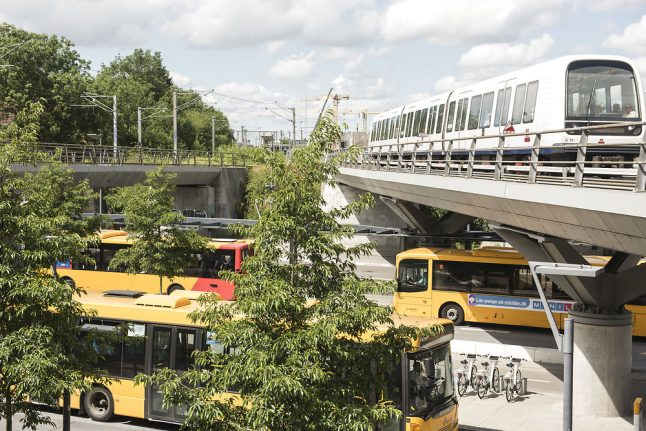 Copenhagen's public transport to get greener with new electric buses