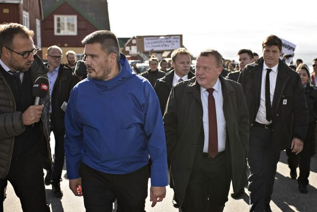 Greenland seeks new government as ruling coalition collapses