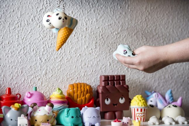 Denmark to clamp down on chemical-containing toys