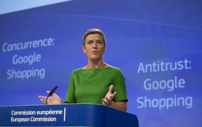 Danish EU competition commissioner says second term unlikely