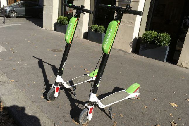 Up to 200 electric scooters to appear on streets of Copenhagen