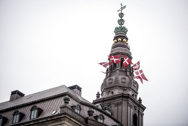 Denmark invites controversial priest to give parliament service