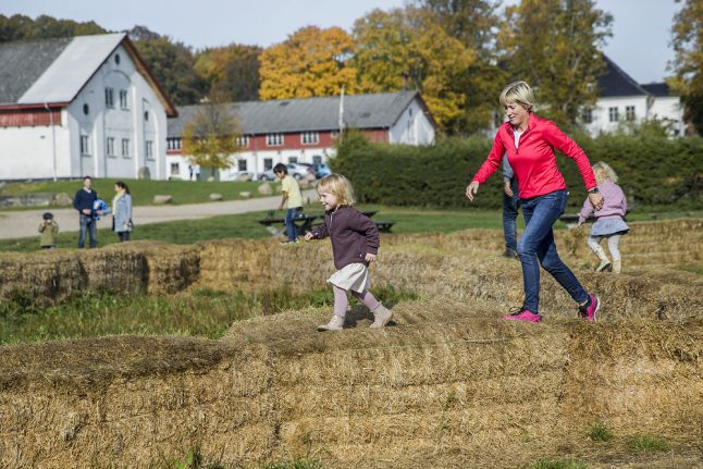 Denmark's autumn break to begin with warm and sunny weather