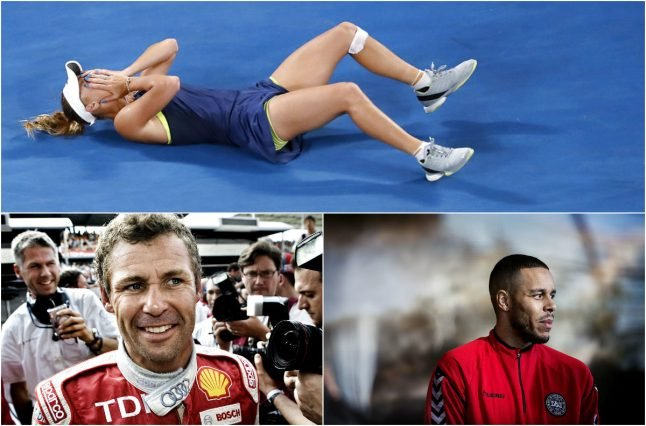 Quiz: How well do you know Denmark's sports stars?