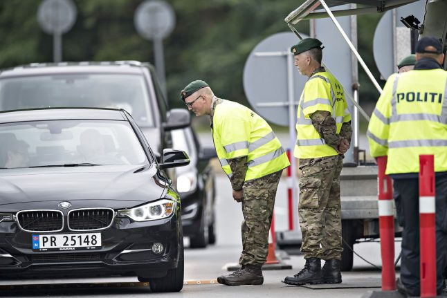 Denmark extends border control by six months