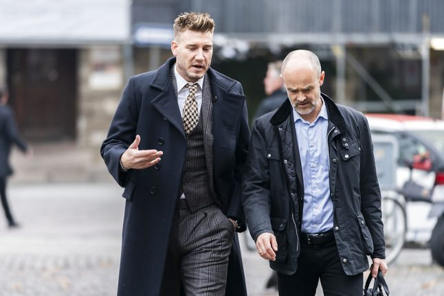 Bendtner drops appeal against conviction for attacking taxi driver