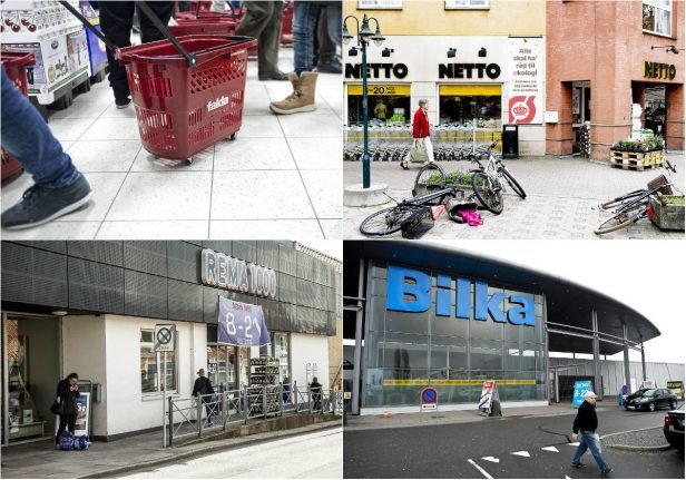 These are Denmark's most – and least – popular supermarkets