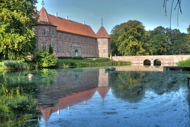 Here is Denmark's most beautiful country manor