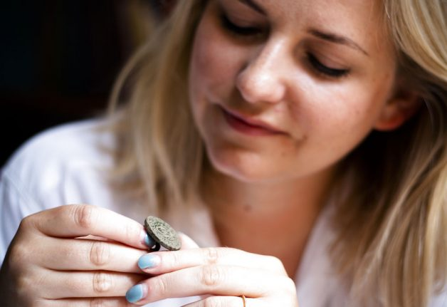 Relic found in Denmark belonged to influential 14th-century woman