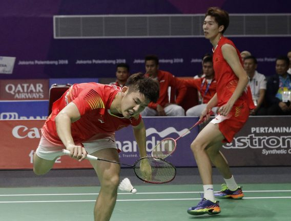Denmark makes racket over 'match-fixing' Chinese badminton players
