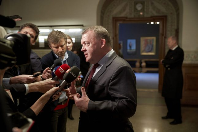 'I decide' who goes to UN meeting: Danish PM