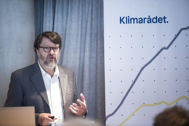 Danish government asked us not to criticise: former climate council leader