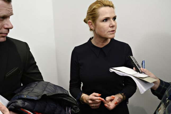 Denmark's immigration minister to skip international meeting on UN's migration pact