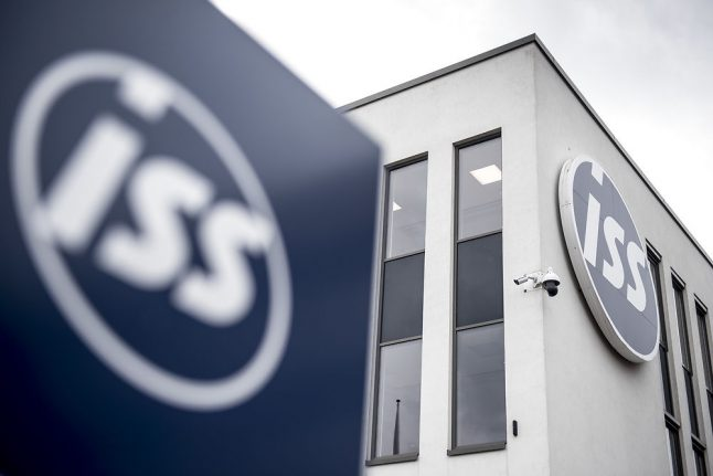 Danish cleaning firm ISS sells off units