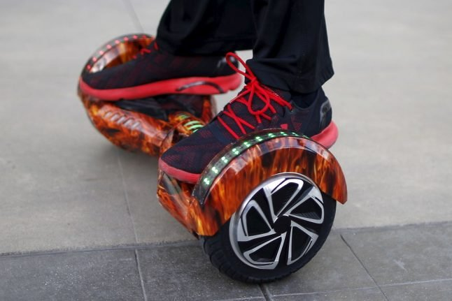 Denmark allows use of scooters and hoverboards in bicycle lanes