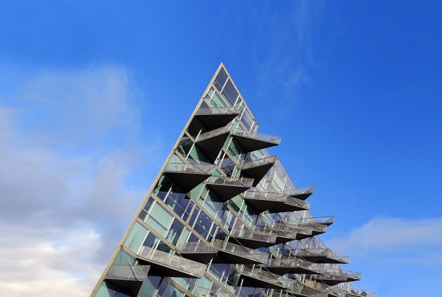 IN PICTURES: 14 photos that show Copenhagen and Malmö in a new light