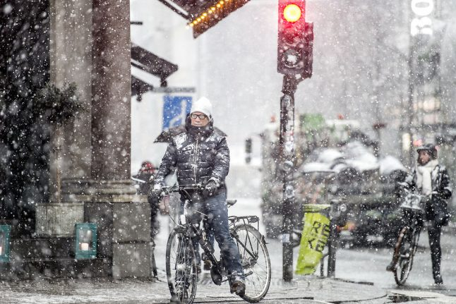 Danish freeze set to continue this week, but more snow unlikely