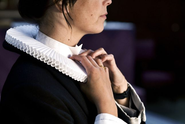 One in four Danish female priests experienced discrimination: report