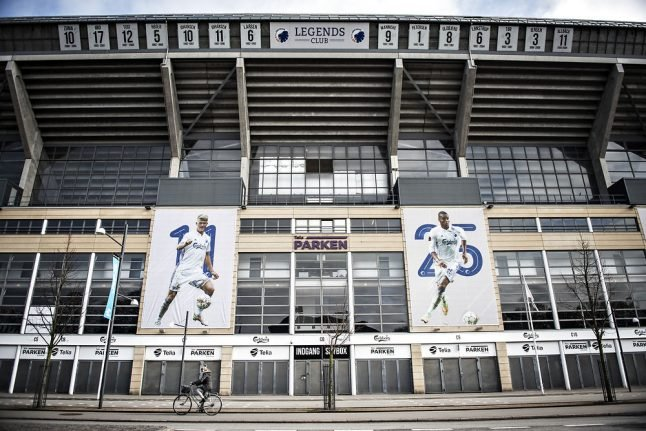 Owners reject rumours linking Denmark's Parken stadium to takeover