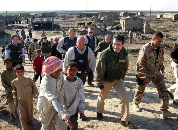 Danish government 'streamlined' information over Iraq war participation: report