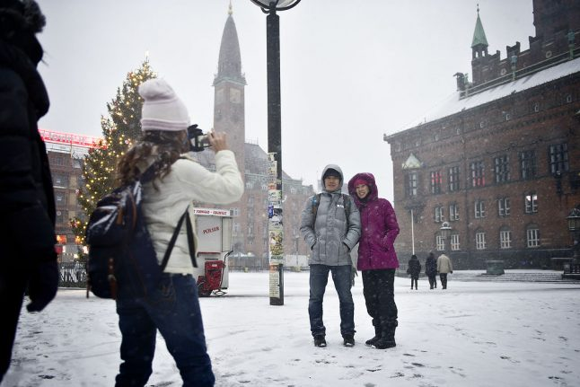 Winter visitors bring boost for Denmark's tourism industry