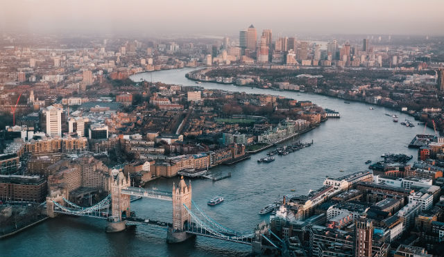 These 10 facts prove London is still open for business