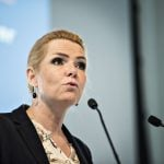 Controversial email changes nothing: Danish immigration minister Støjberg